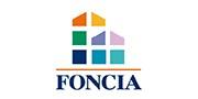 référence client Foncia